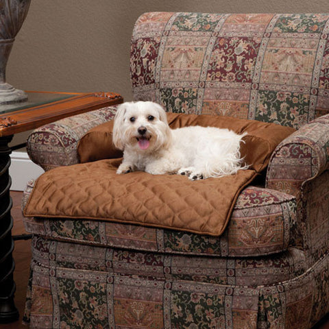 Solvit Bolstered Pet Chair/Couch Protector - 2 sizes - Hunter K9 Gear