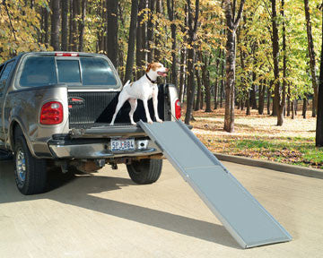 Solvit Deluxe XL Telescoping Pet Ramp - Hunter K9 Gear