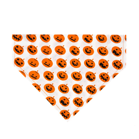 Jack-O-Lantern Dog Bandana - Hunter K9 Gear