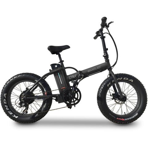 "Emojo Lynx 36V 500W 20"" Folding Electric Bicycle"