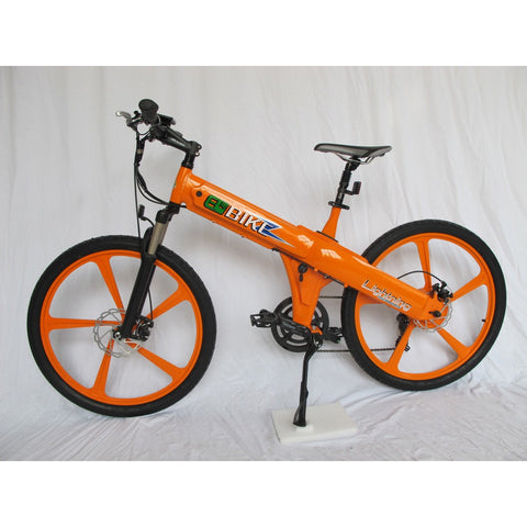 "E-Go Bike Flash 26"" 48V 500W MAG Electric Bicycle - Chargd Electric Bikes"