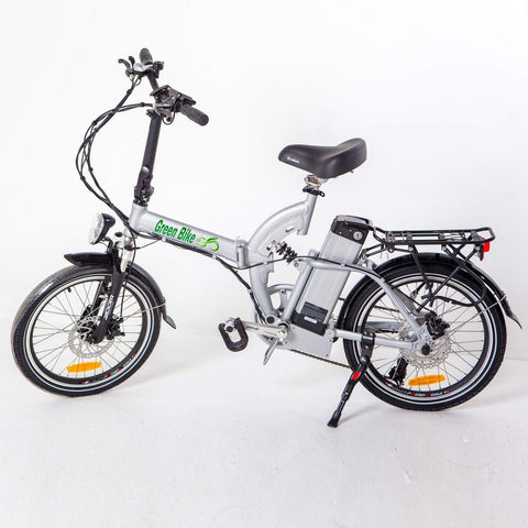 Green Bike USA Model GB5 500W Folding Electric Bike - Chargd Electric Bikes