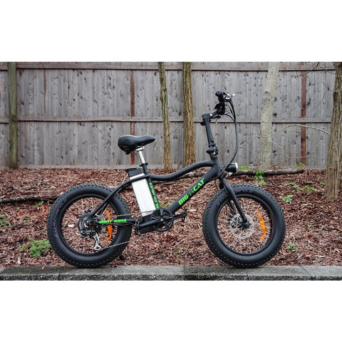 Big Cat Mini Cat XL350 36V 350W Electric Bicycle - BACKORDERED - Chargd Electric Bikes