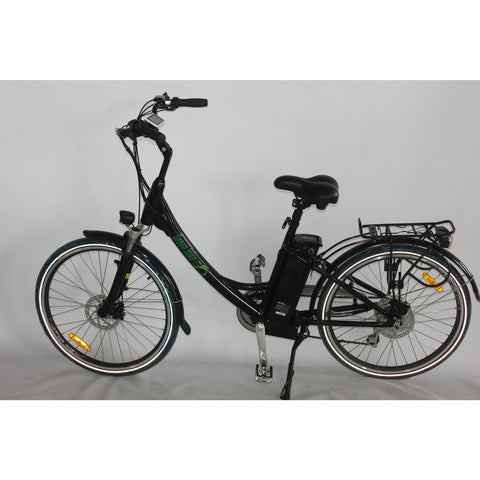 Green Bike USA Model GB2 Beach Cruiser Electric Bike - Chargd Electric Bikes