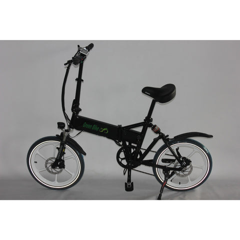 Green Bike USA Model GB SMART Folding Electric Bike - Chargd Electric Bikes