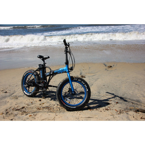 "Emojo Lynx 36V 500W 20"" Folding Electric Bicycle - Chargd Electric Bikes"