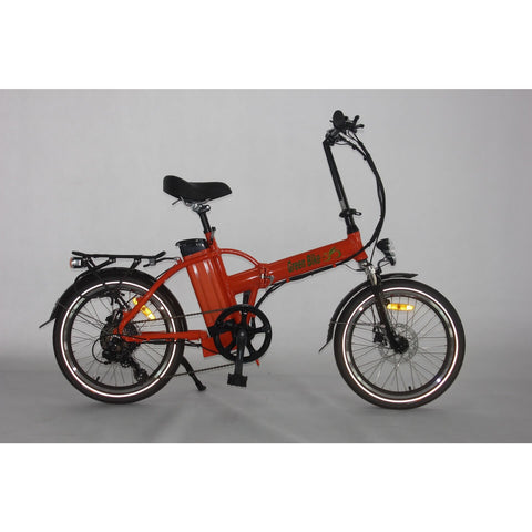 Green Bike USA Model GB1 36V 350W Folding Electric Bicycle