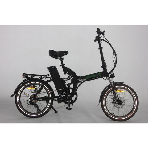 Green Bike USA GB500 48V 500W Folding Electric Bike
