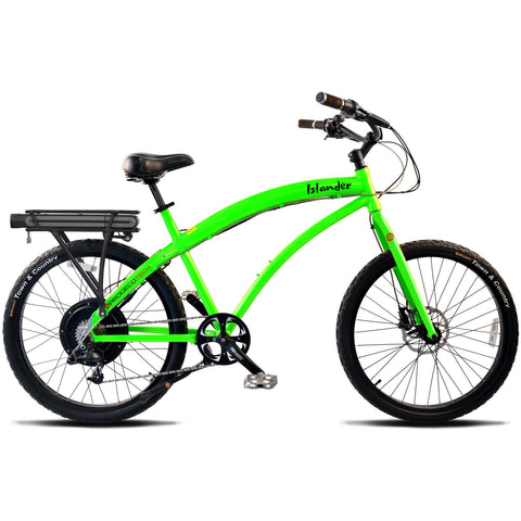 ProdecoTech Islander v5 36V 500W 8 Speed Electric Bicycle - Chargd Electric Bikes