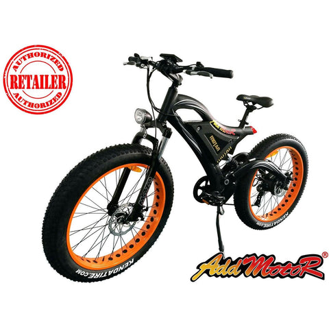 AddMotor MOTAN M-850 48V 500W Fat Tire Electric Bicycle
