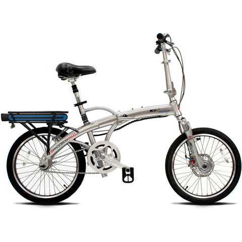 ProdecoTech Mariner LD v5F Folding 36V 200W 1 Speed Electric Bicycle - Chargd Electric Bikes