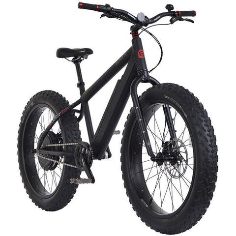 ProdecoTech Rebel X v5 Rigid 36V 600W Electric Bicycle - Chargd Electric Bikes