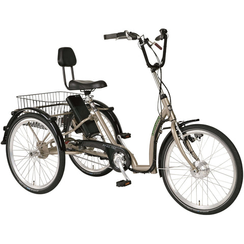 PFIFF Comfort 24 Ansmann Electric Tricycle - Chargd Electric Bikes
