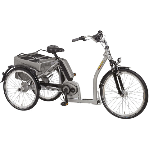 PFIFF Grazia 26/24 Bosch Electric Tricycle - Chargd Electric Bikes