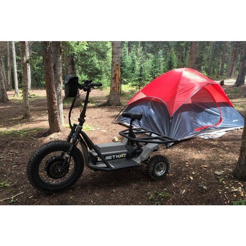 QuietKat 60V Prowler AP Low Speed Electric All Terrain Vehicle - Chargd Electric Bikes