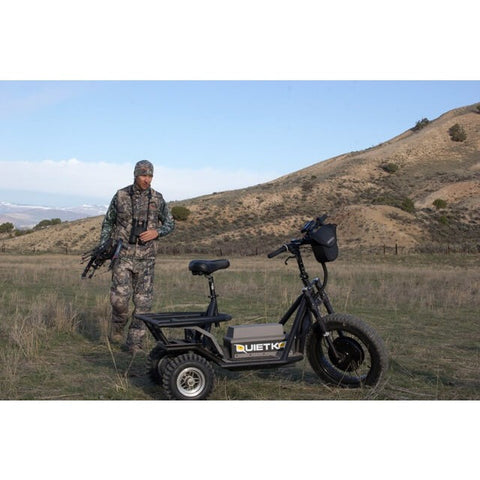 QuietKat 72V Rancher AP Low Speed Electric All Terrain Vehicle - Chargd Electric Bikes