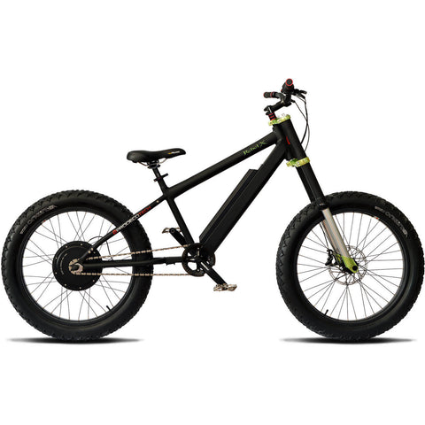 ProdecoTech Rebel X v5 Suspenion 36V 600W Electric Bicycle - Chargd Electric Bikes