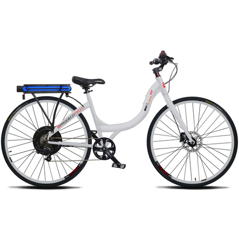 ProdecoTech Stride 400 36V 400W 8 Speed Electric Bicycle - Chargd Electric Bikes
