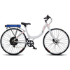 Image of ProdecoTech Stride 400 36V 400W 8 Speed Electric Bicycle - Chargd Electric Bikes