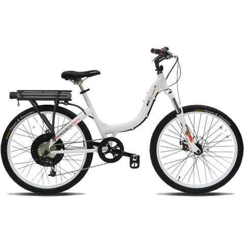 ProdecoTech Stride 500 v5 36V 500W 8 Speed Electric Bicycle - Chargd Electric Bikes