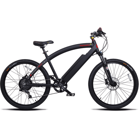 ProdecoTech Phantom XR v5 36V 600W 8 Speed Electric Bicycle - Chargd Electric Bikes
