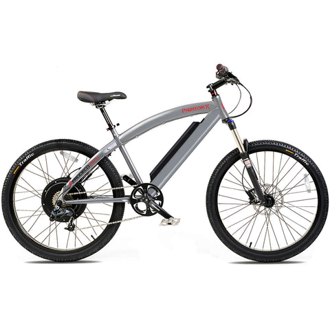 ProdecoTech Phantom X v5 36V 600W 8 Speed Electric Bicycle - Chargd Electric Bikes
