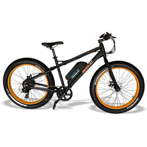"Emojo Wildcat 48V 500W 26"" Fat Tire Electric Bicycle"