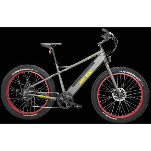 Bat-Bike Big Foot 36V 500W Fat Tire Electric Bicycle