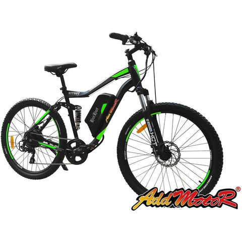 AddMotor HITHOT H1 Sport 48V 500W Electric Mountain Bicycle