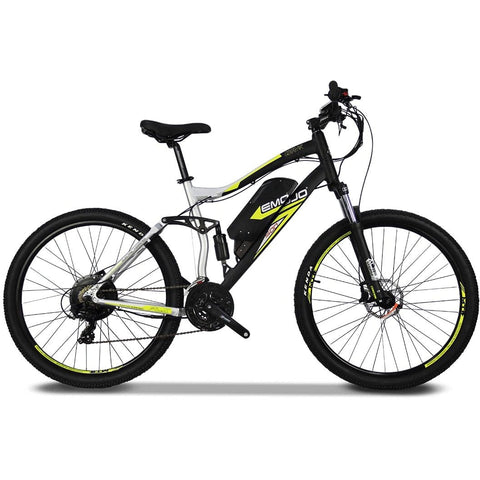 Emojo Cougar 48V 500W Full Suspension Electric Mountain Bicycle