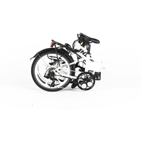 Enzo eBike Folding Electric Bike 36V 350W - Chargd Electric Bikes