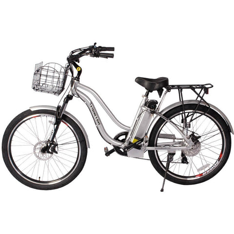 X-Treme Hanalei 36V Step-Through Beach Cruiser Electric Bicycle - Chargd Electric Bikes