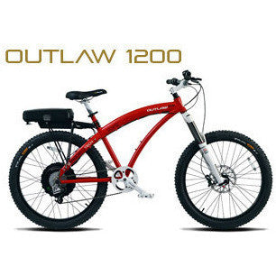 ProdecoTech OUTLAW 1200R v4 48V 1200W 9 Speed Electric Bicycle - Chargd Electric Bikes