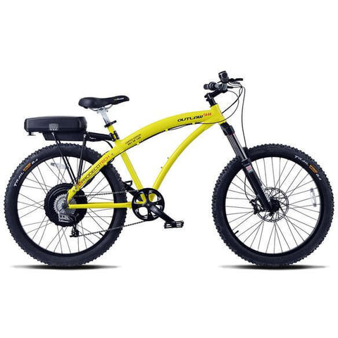 ProdecoTech OUTLAW 1200Y v4 48V 1200W 9 Speed Electric Bicycle - Chargd Electric Bikes