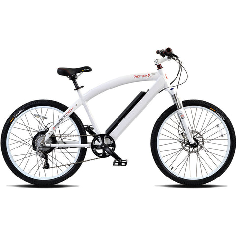 ProdecoTech Phantom X RS v5 36V 600W 8 Speed Electric Bicycle - Chargd Electric Bikes