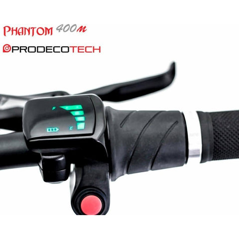ProdecoTech Phantom 400 M 36V 400W 8 Speed Electric Bicycle