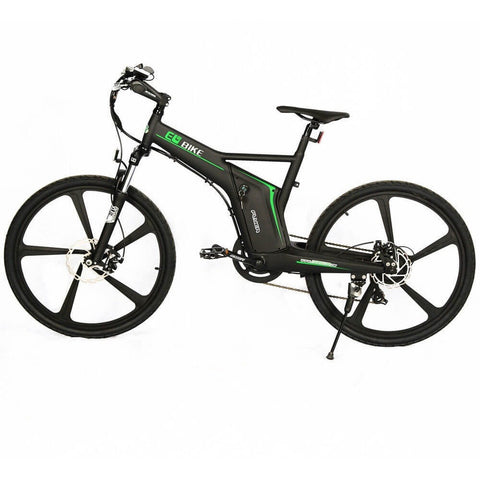 "E-Go Bike Flyer 26"" 36V 500W Electric Bicycle - Chargd Electric Bikes"