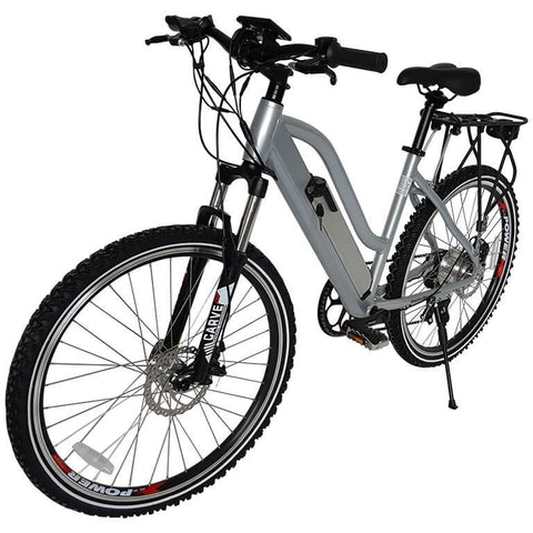 X-Treme Sedona 36V Step-Through Electric Mountain Bike - Chargd Electric Bikes