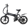 Image of Joulvert Stealth Folding Electric Bicycle 36V 350W - Chargd Electric Bikes