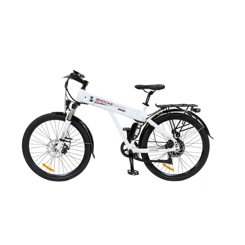 Shocke Bikes Spark 350W Electric Bike - Chargd Electric Bikes