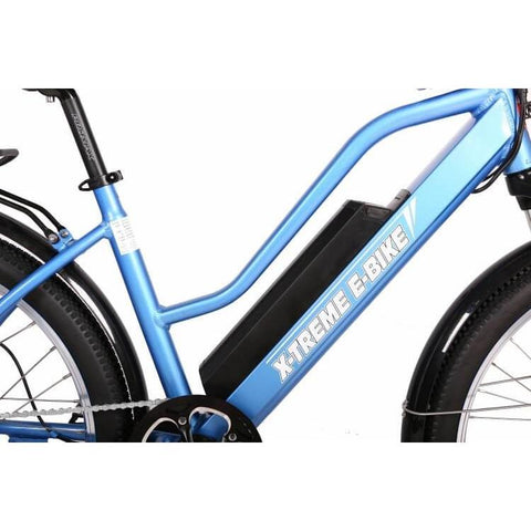 X-Treme Catalina 48V Battery - Chargd Electric Bikes