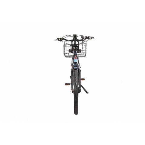 X-Treme Catalina 48V Blue Front - Chargd Electric Bikes