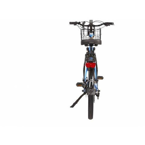 X-Treme Catalina 48V Blue Rear - Chargd Electric Bikes