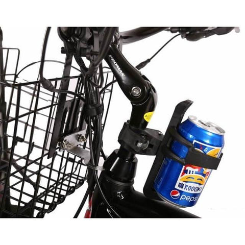 X-Treme Catalina 48V Drink Holder  - Chargd Electric Bikes