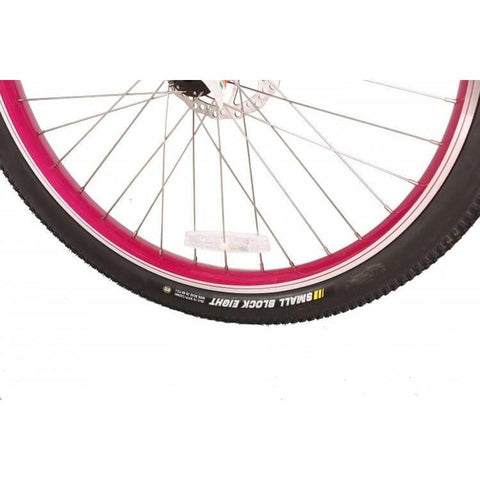 X-Treme Catalina 48V Pink Tire  - Chargd Electric Bikes