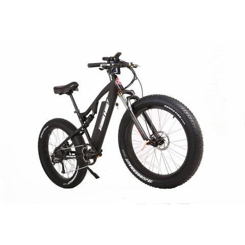 X-Treme Rocky Road Fat Tire 48V Right Angle - Chargd Electric Bikes