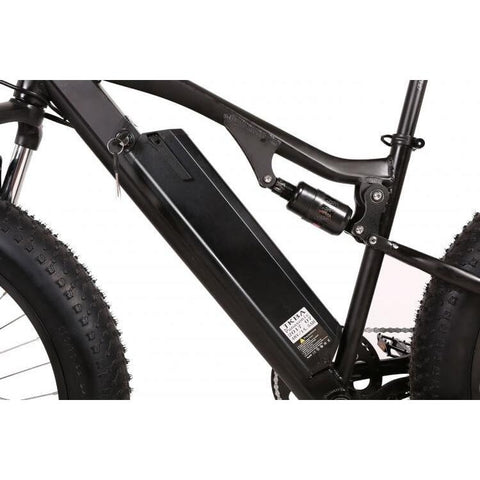 X-Treme Rocky Road Fat Tire 48V Battery - Chargd Electric Bikes