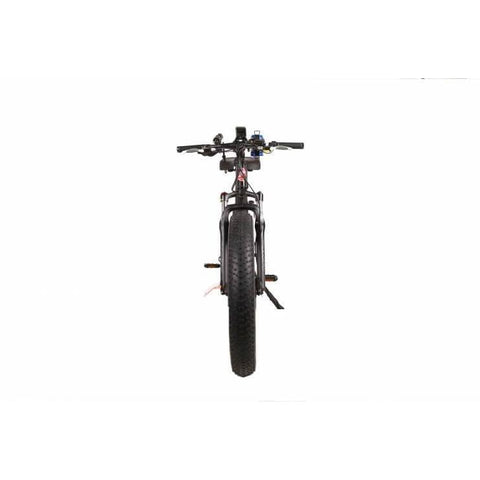 X-Treme Rocky Road Fat Tire 48V Front - Chargd Electric Bikes