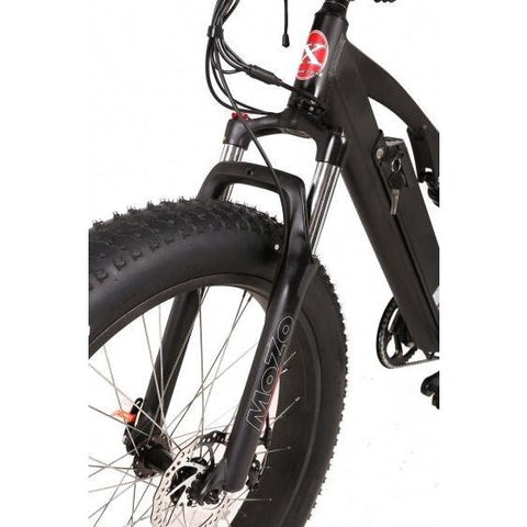 X-Treme Rocky Road Fat Tire 48V Front Fork - Chargd Electric Bikes