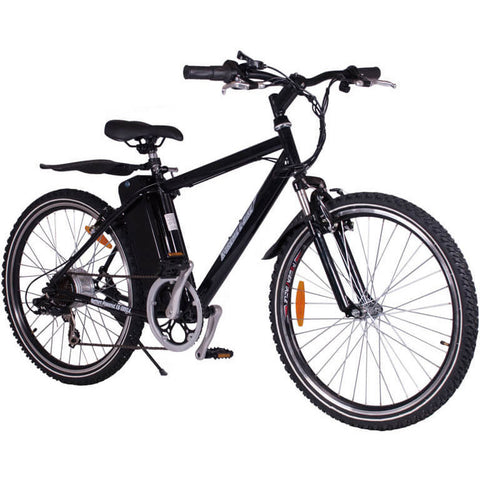 X-Treme Alpine Trails 24V Electric Mountain Bike (LOWEST COST EBIKE) - Chargd Electric Bikes